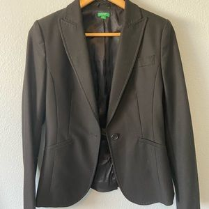 United Colors of Benetton Blazer 44 Black